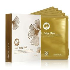 Anti Aging Facial Masks by ERH with Intensive Care Serum to Help Reduce the Appe Anti Aging Facial, Facial Serum, Facial Masks, Anti Aging Skin Care, Korean Face Mask, Instant Lifts, Face Treatment, Face Skin Care, Image Link