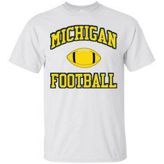 Hi everybody!   Michigan Football T-Shirt   https://zzztee.com/product/michigan-football-t-shirt/  #MichiganFootballTShirt  #Michigan #FootballT #T #Shirt # #