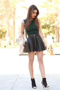 Love her outfit!!