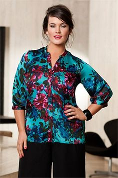 EziBuys extensive tops range includes on trend styles and patterns that will have you set for any occasion. Printed Blouse, Evans, Women's Tops, Camisole, Clothes For Women, Shirts, Wedding, Fashion Trends, Outfits