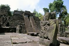 Candi Sukuh, Gunung Lawu, Indonesia. In a magnificent position 900m above the…