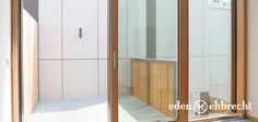 #QW Blick auf eine der drei Freiflächen in den Maisonette-Wohnungen im Quartier!  #Architektur #Immobilien #Immobilienmakler #Oldenburg #architecture #design #interiordesign #interior #style #home