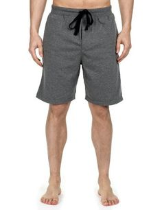 Noble Mount Mens Premium Knit Lounge/Sleep Shorts - 4 Colors  Price : $14.99 http://www.noblemount.com/Noble-Mount-Premium-Lounge-Shorts/dp/B00ENO5LXK
