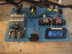 efie and pwm wiring diagram for hho systems hho hydrogen test 30a heavy duty pwm demonstration