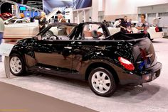 pt cruiser convertible | Chrysler PT-Cruiser Convertible 2008 года - фото ...