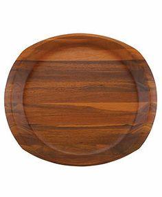 Dansk Wood Serveware Collection - Serveware - Dining & Entertaining - Macy's