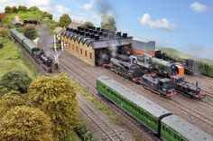 Great Electric Train Showsponsored by Hornby Magazine | The British model rail, railway modeller and modelling event