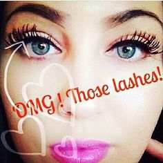 OMG! Those Lashes! Get your Younique 3D Fiber Lashes today! Don't miss out on the best mascara ever! http://www.katies3dlashes.com/
