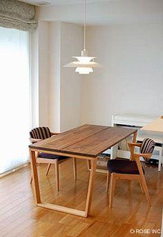 オー・ローズ 宮崎椅子製作所、No.42チェア、納入事例、カイ・クリスチャンセン、Kai Kristiansen