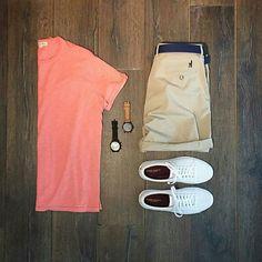 Jugmaven Hemp Tee - Men's Outfit Grid
