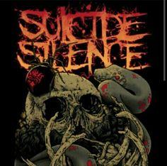 SUICIDE SILENCE!
