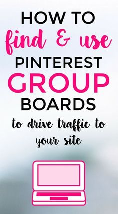 What's your social media strategy? Ready to start harnessing the power of Pinterest? You need to join group boards to truly start driving traffic to your site. Follow these tips!