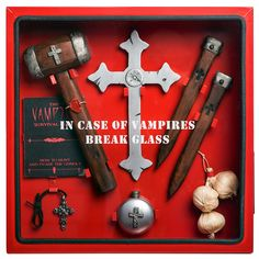 In Case Of Vampires So Hammer Film inspired!