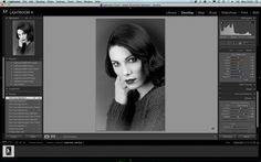 Adobe Lightroom tutorial: classic Hollywood portraits - Step 5
