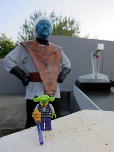 LEGO Collectible Minifigures Series 3 : Space Alien featuring Anadorians