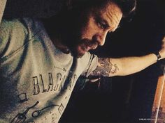 """THAS-Tom Hardy Argentina Station • @weareblag """"Fit for a #King (and #Queen)The #BLAG..."""