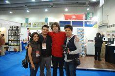 Con el equipo de Revista Food Service Gmiq ServiAlimentos (Cd de México) en Expo El Gourmet!!!...viene un proyecto a corto plazo!!! buena vibra!!!  https://www.facebook.com/photo.php?fbid=549604771721309=a.118366948178429.20917.100000153721261=3