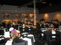 Wedding Receptions at The MOTOmuseum