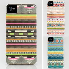 Striped-iPhone-4s cases