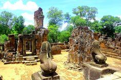 Travel Bugs: Temple Run at Siem Reap, Cambodia
