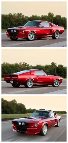 Undeniably cool Shelby Fastback GT500 #MusclecarMonday