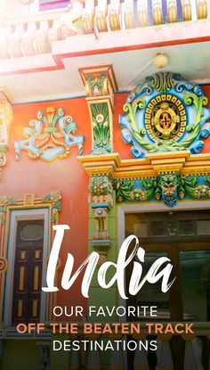 After a year of travel in India, these are some of the best off the beaten track destinations in India, from South India to Northeast India, including a map of destinations for your travel planning! Goa India, Delhi India, South India, India Trip, India Travel Guide, Asia Travel, Agra, Kerala, Jaipur