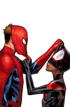 Spider-Men #2 - Sara Pichelli