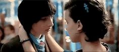 Mileven Kiss Mike and Eleven Stranger Things season 2