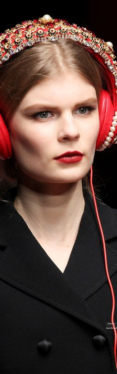 Dolce & Gabbana Collections Fall Winter 2015-16 collection Details