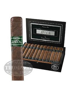 JAVA BY DREW ESTATE MINT ROBUSTO MADURO CIGAR