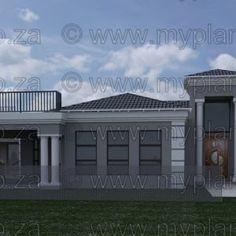 6 Bedroom House Plans – My Building Plans South Africa My Building, Building Plans, Home Design Plans, Plan Design, 6 Bedroom House Plans, Floor Layout, Open Plan Living, Architecture, House Design