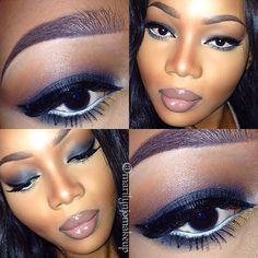 À plus tard pour les détails  #makeup #marilynjomakeup