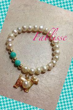 Dog Lovers Bracelet @ Fablisse Accesories