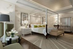 the langham chicago | The Langham, Chicago - Infinity Suite