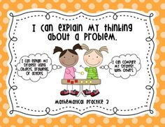 Common Core Math Practice Standards Posters FREE at TpT
