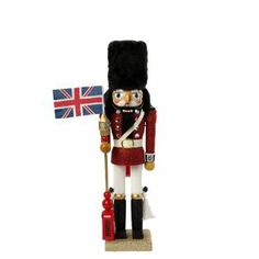 Kurt Adler 15-Inch Hollywood English Guard Nutcracker by Hollywood Nutcrackers. $44.99. Beautifully detailed. 15-inch in height. Designed by holly adler. This kurt adler 15-inch hollywood english guard nutcracker is a fun, unique way to add to your holiday décor or nutcracker collection.  Designed by renowned artist holly adler, hollywood nutcrackers is a whimsical collection of nutcrackers created exclusively for kurt s. Adler, inc. And features an assortment of...