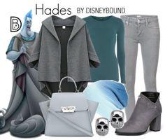 Disney Bound - Hades