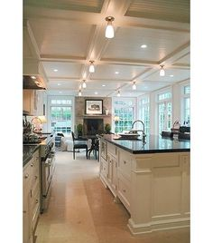 The Year's Most Popular Kitchens Had White Cabinets, Black Accents, Floating Shelves or Uber-Organized Pantries