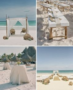 12 best beach theme wedding images on pinterest beach weddings beach wedding decoration ideas helping you create a remarkable set up for your big junglespirit Choice Image