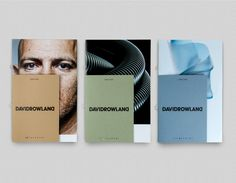 Brand identity and lookbook by London-based graphic design studio ico Design for…