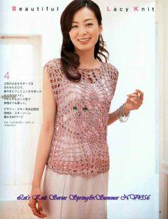 Revista Moda  completa Crochê