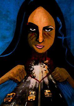 The Desert Warrior  http://michelle-wilmot.artistwebsites.com/featured/the-desert-warrior-michelle-wilmot.html