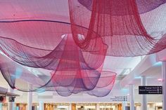 Let's face it—no one enjoys spending time at an airport. Passengers have been forced to accept a featureless space of dimly lit corridors and generic fast food chains, making trips back East or across the globe mediocre at best. But with the newly completed Terminal 2, home to domestic carriers Virg...