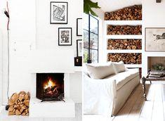 white floors - -----   sfgirlbybay / bohemian modern style from a san francisco girl