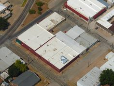 Commercial roof Dallas