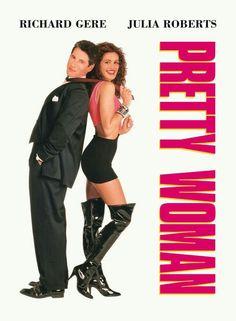 Pretty Woman movie with Julia Roberts and Richard Gere Film Movie, See Movie, Movie List, Hindi Movie, Movie Titles, Movie Quotes, Funny Quotes, 1990 Movies, Hd Movies