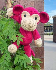Mimi the Monkey Amigurumi Pattern