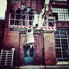 "Streetart: JR New ""Wrinkles In The City"" Murals In Berlin // Germany (5 Pictures + Clip) > Design und so, Film-/ Fotokunst, Installationen, Streetstyle, urban art > artworks, berlin, cuba, jr, mural, public art, wrinkles"