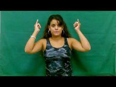 Lengua de Señas - Instituto de Idiomas: Nivel 1: Varios I Basic Tank Top, Tank Tops, Women, Fashion, Sign Language, Moda, Halter Tops, Fashion Styles, Fashion Illustrations