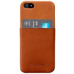3ae3f00708a9e Travelteq Vachetta Leather iPhone5 Case